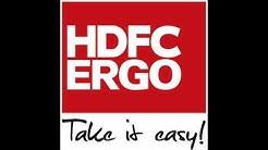 HDFC ERGO Private Car Insurance : Radio Commercial