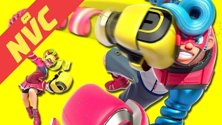 ARMS Is Cool, But What's Happening With Switch's Online? - NVC Ep 356 Teaser
