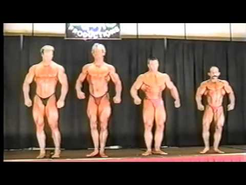 1995 aba Natural Mr. Universe contest