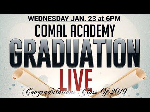 2019 Comal Academy Graduation Ceremony