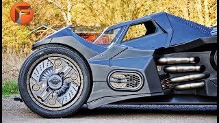7 CRAZY VEHICLES YOU MUST SEE