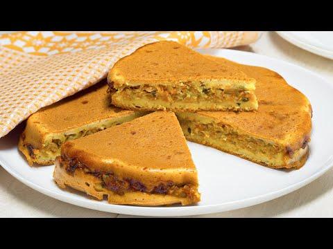 Заливной пирог с капустой. Рецепт от Всегда Вкусно!