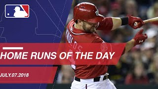 Home Runs of the Day: July 7, 2018