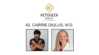 Patient Centered Medicine & Viability of a Plant Based Ketogenic Diet || CARRIE DIULUS MD