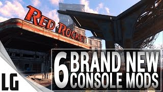 6 BRAND NEW Console Mods 5 - Fallout 4 (PS4/XB1/PC)
