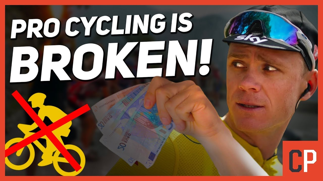 Why Pro Cycling Is Broken