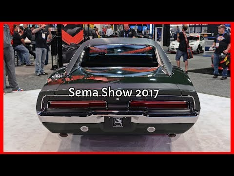 Ringbrothers 1969 Dodge Charger Defector At Sema Show