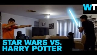 Harry Potter Magic vs. Star Wars Force Powers: Who Will Win? | What's Trending Now