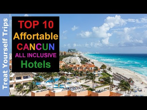 Best all inclusive resort in cancun for couples