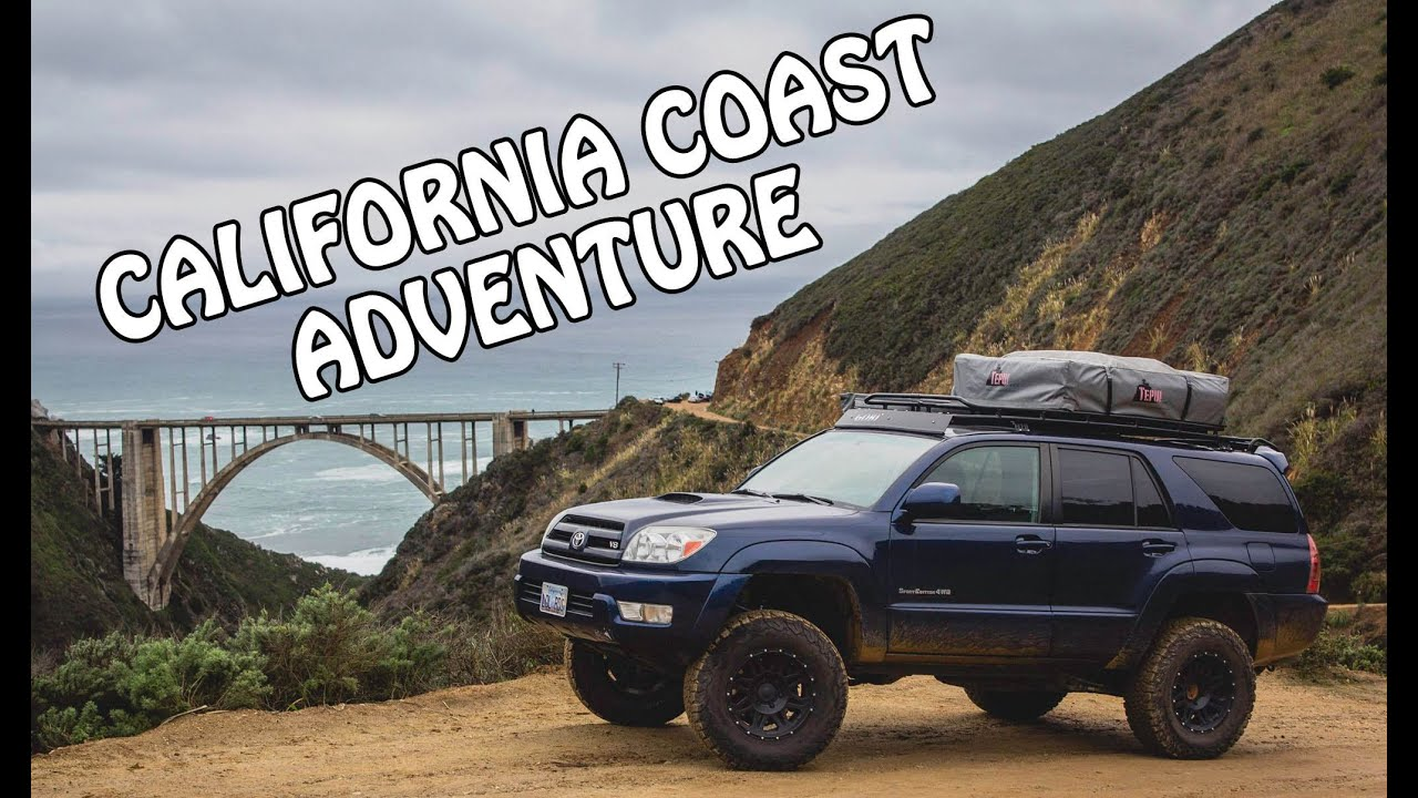 2016 4runner Lifted >> CALIFORNIA COAST ADVENTURE - OVERLAND STYLE - 4RUNNER ...