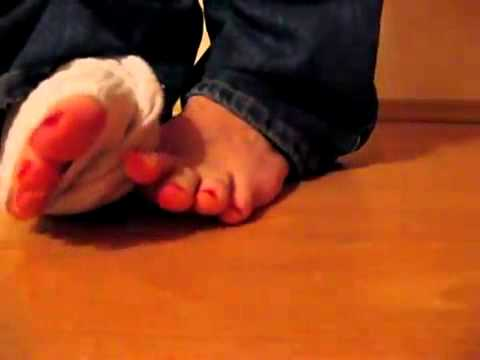 High Heels to Kill (HD) - 18 - Perfect Barefoot Soles