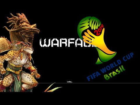 Warface - Tower Raid - Clan Imperio Azteca - floors 1 to 14 - no hack - World Cup Skins