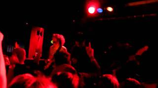 Funeral Party - New York City Moves To The Sound Of LA Live at Bogega Social, Nottingham 05-02-11