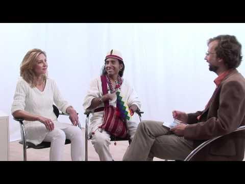 MYSTICA TV: Anya Schmidt und Ñaupany Puma - Der Weg des Pachakútec