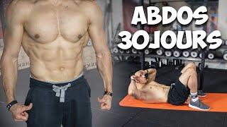 10mins ABS workout to get flat belly in 30 days !