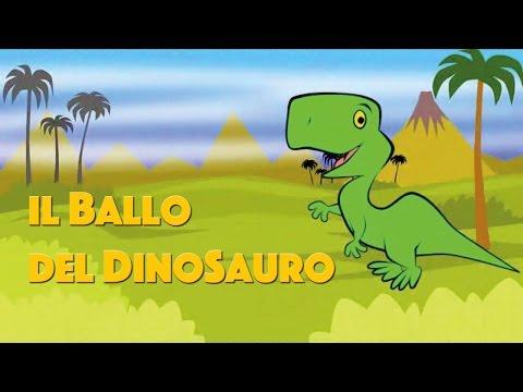 Il ballo del dinosauro - Giochi nella foresta - Canzoni per bambini di Mela Music