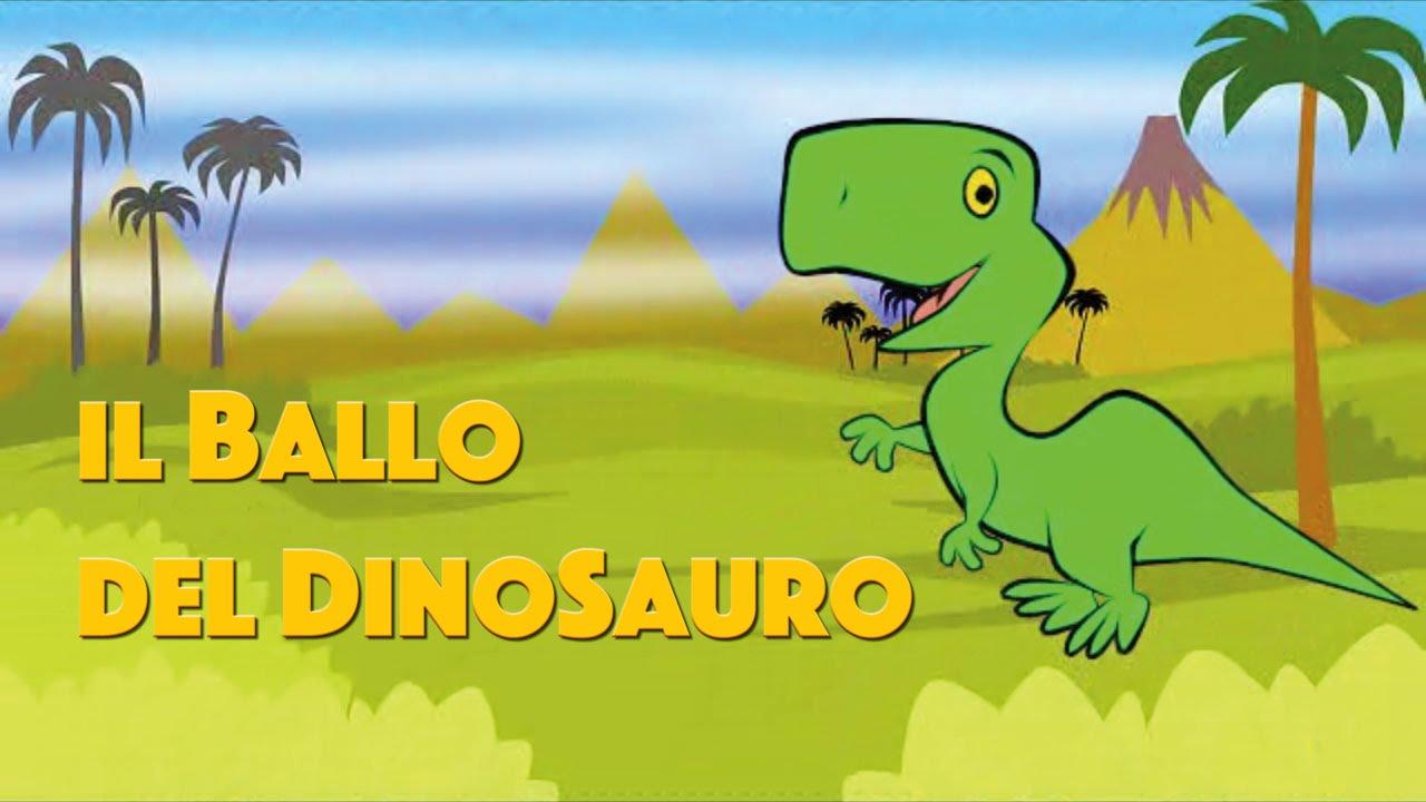 Il Ballo Del Dinosauro Giochi Nella Foresta Canzoni Per Bambini