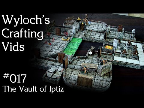 017 - The Vault of Iptiz (Dungeons & Dragons Module Walkthrough)