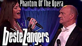 Floor Jansen & Henk Poort - Phantom Of The Opera | Reaction (Beste Zangers) /with English subtitles
