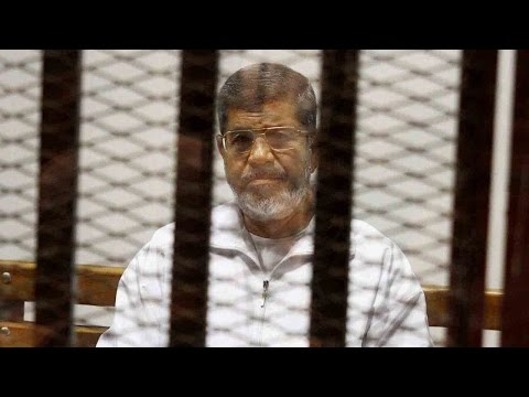 Moh. Morsi death sentence upheld in Court