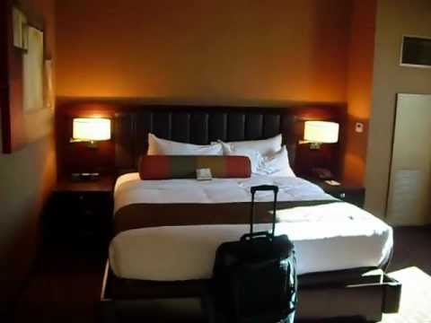 Golden Nugget Las Vegas Rush Tower Room - YouTube