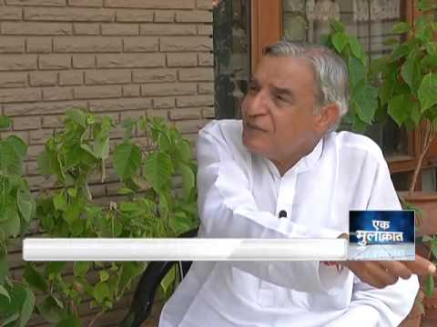 Pawan Kumar Bansal talks about water row between Punjab and Haryana