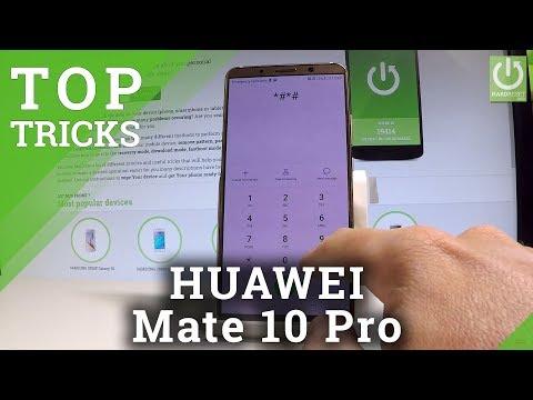 Codes HUAWEI P20 Pro - HardReset info