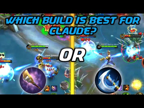 Strongest Build For Claude | Everything You Need To Know | Mobile Legends Bang Bang