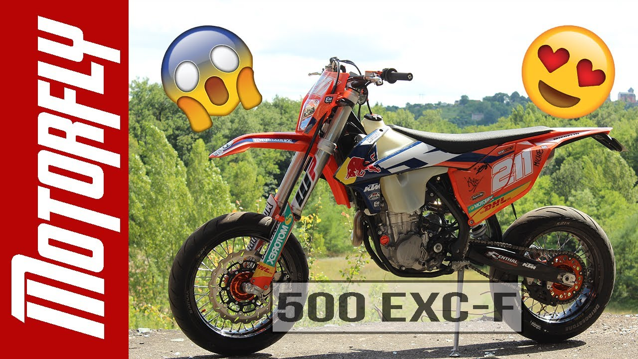 Jul 17, 2014. 1. It's timeless: while the 2014 ktm 500 exc is a completely different platform than ktm's first street-legal enduro, you're still getting a.