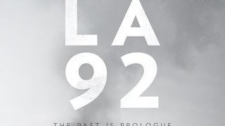 'LA 92' - Trailer For The National Geographic Documentary Film