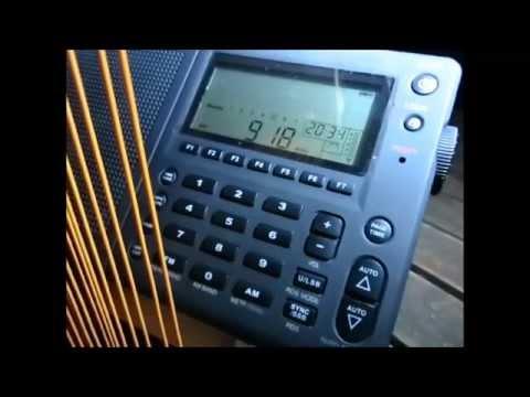 Radio Slovenia, 918 khz, english, german