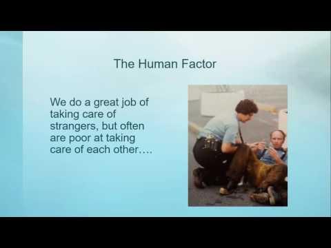 """EMS Webinar, """"Human Factor"""""""
