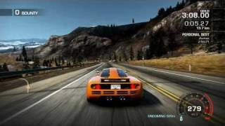 """Need For Speed Hot Pursuit (PC) 2010 - Preview: """"The Ultimate Road Car"""" @ McLaren F1"""