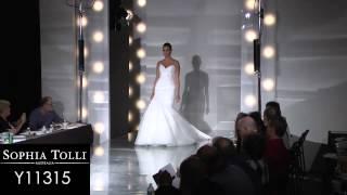 Sophia Tolli Bridal Dresses Spring 2013