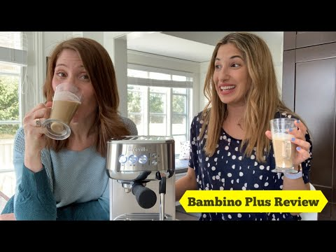 The Coffee Machine EVERY Mom Should Own - Breville Bambino Plus Review