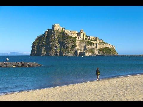 ISOLA D'ISCHIA ( Campania - Italy ) - TOUR COMPLETO - The Island of Ischia - complete tour -