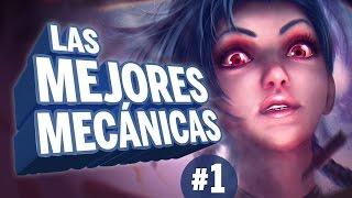 MECÁNICAS que TIENES que DOMINAR | Tipos de PUSH y FREEZE | League of Legends
