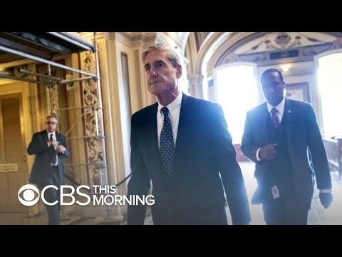 How Trump administration is preparing for release of Mueller report