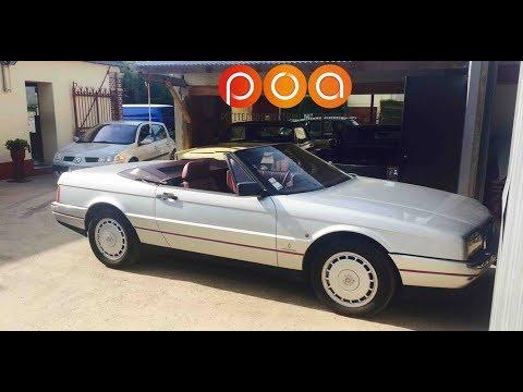 Cadillac Allante : premier contact