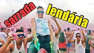SARRADA NO AR LENDÁRIA
