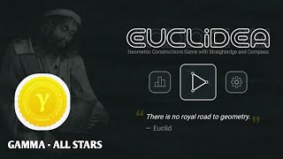 Euclidea Gamma All Stars