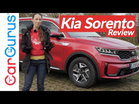 Kia Sorento 2021 Review: Is this the best seven-seater SUV you can buy? | CarGurus UK