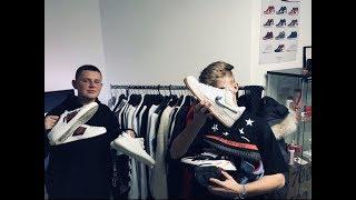 Kleiderschrank ROOMTOUR / Justhypebeast