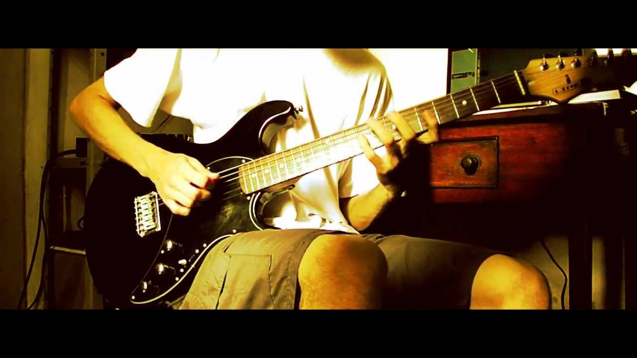 Toto - Let It Go (Guitar Cover) - YouTube