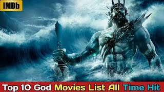 Top 10 Best God Moטies In Hindi Dubbed