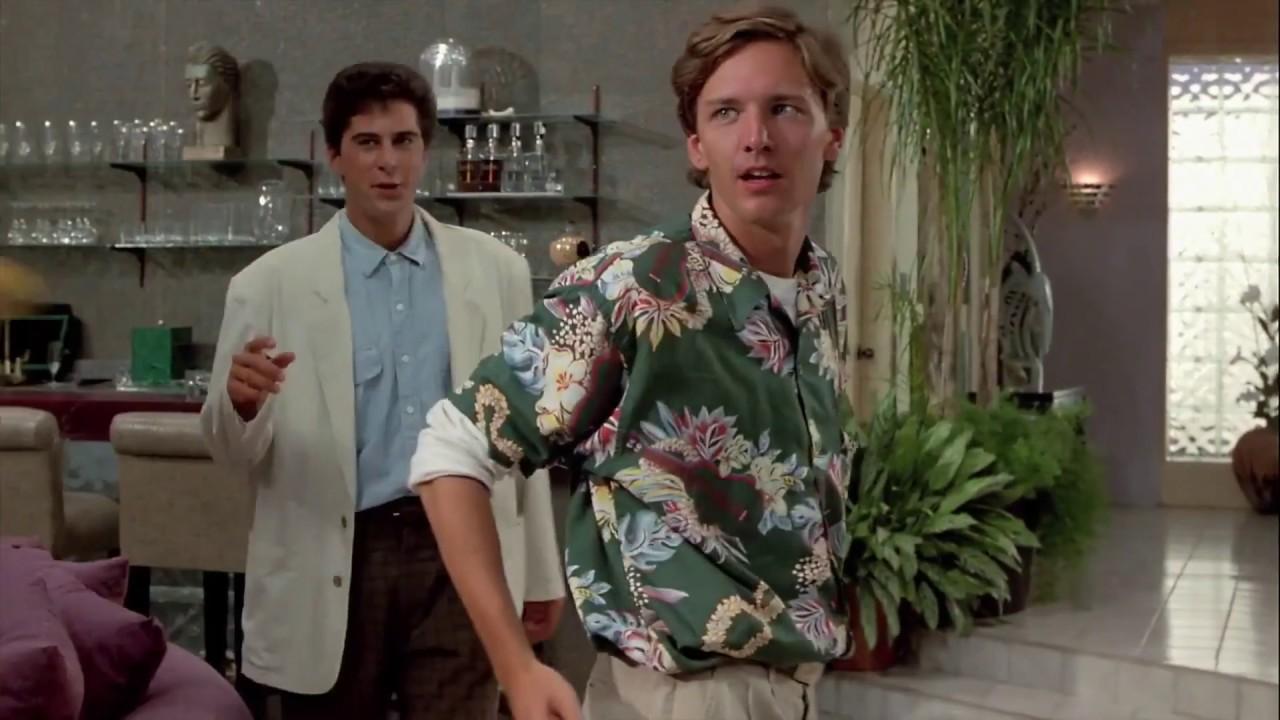 "Download "" Hi, Tawny. I'm horny. "" - Weekend at Bernie's (1989)"