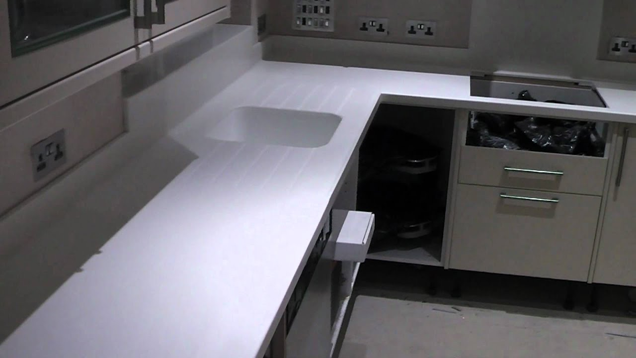 Staron Kitchen Countertops