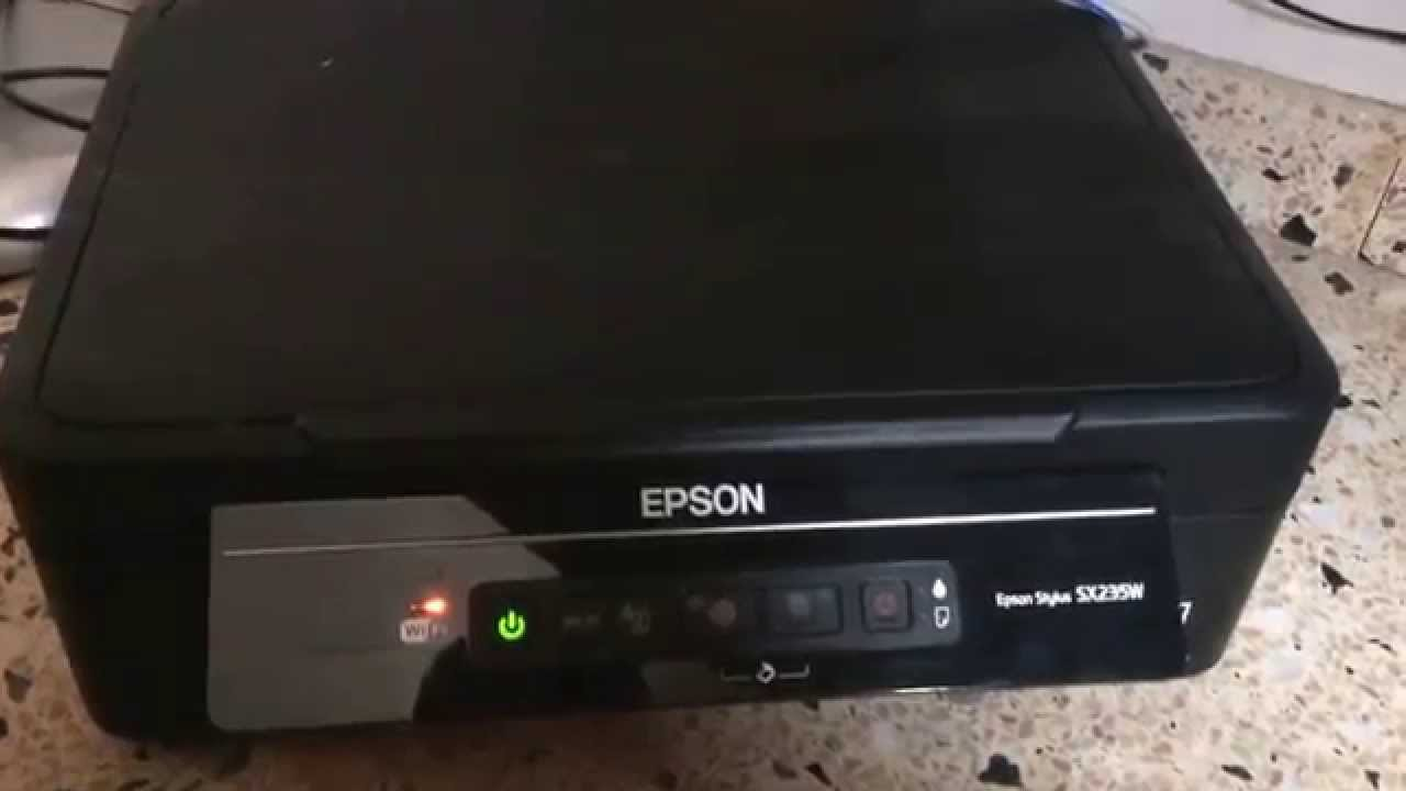 EPSON STYLUS SX235W WIRELESS WINDOWS VISTA DRIVER DOWNLOAD