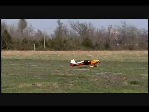 Dan's Wild Hare Edge 540 with a Brison 53cc