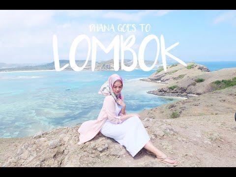 VLOG #4 - Dhana Goes to LOMBOK | DXB ♡
